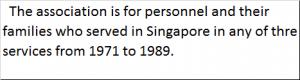 South East Asia Veterans Association