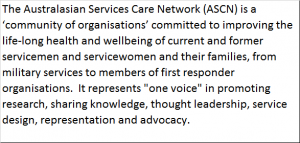 Australasian Services Care Network